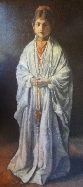 EMILE BERNARD. PORTRAIT D' ANTOINE ^^^^^^..<<<<<<<<<<< PORTRAIT DE SON FILS ANTOINE EN 1916