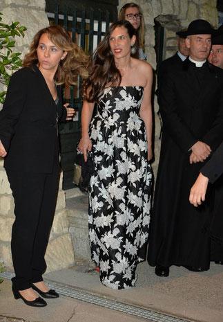 TATIANA SANTO DOMINGO, EPOUSE D'ANDREA CASIRAGHI ^^^ PAOLA MARZOTTO, MAMAN DE CARLO ET BEATRICE  >>>>>>>>