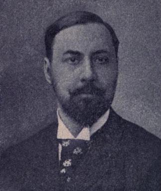 Eugène MORAND 17 Mai 1853 St Petersbourg  .... + 2 Janvier 1930 Paris. Considéré comme le père protecteur de  Joseph INGUIMBERTY (1896+1971)