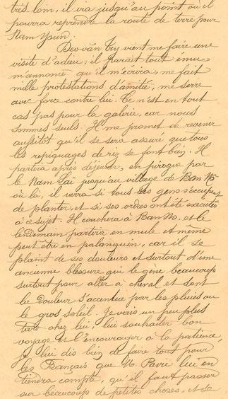 JOURNAL DE VACLE, 13 JUILLET 1890.