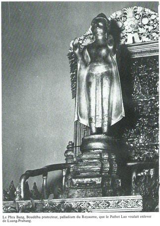 """EXTRAIT de """"L'AGONIE DU LAOS"""" publié en 1976 par Son Altesse le Prince Mangkra SOUVANNA PHOUMA"""