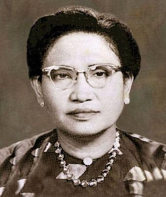 MAIMUN  ABDUL MANAF (+1968).Mariée en 1922