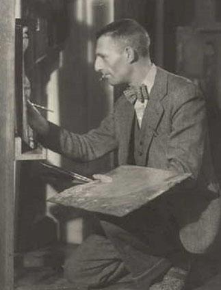 ^^^^^^^Maurice BRIANCHON  1899 + 1979 ^^^^^^^^ <BRIANCHON et Raymond LEGUEULT 1898+1971