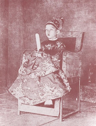 EMPEREUR DUY TÂN 19 SEPTEMBRE 1907