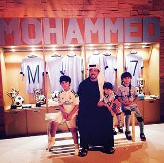 ANNIVERSAIRE SHEIKH MOHAMMED