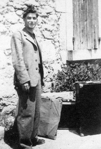 1933. Château Noir . John REWALD