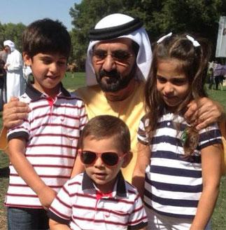 DUBAI, AL WHATBA, COURSE D'ENDURANCE