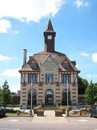 Mairie de Saint André de l'Eure
