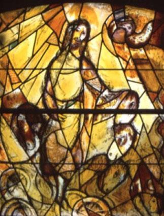 """""""ELIJAH"""" montant au ciel dans une tornade. (Ancien Testament)"""