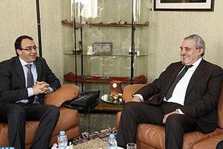 Maroc Avril 2013 . En attendant le vote de la loi sur la Finance islamique