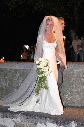 Sept. 2005 Mariage Isabella_1975 et Comte  Ugo Brachetti Peretti