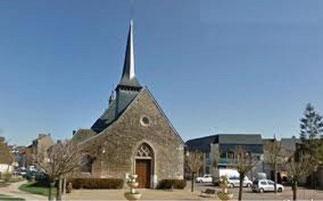 Eglise de Saint André de L'Eure