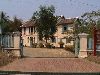 La Maison du Patrimoine joue un rôle admirable dans la sauvegarde de Luang Prabang qui a ainsi échappé aux tours de verre qui sévissent à Chiang Mai.