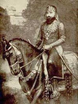 5 / NARENDRA SINGH  1823 + 1862  (1845/1862).