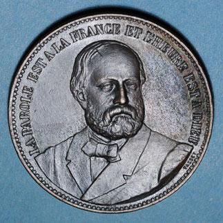 COMTE DE CHAMBORD 1820 + 1883