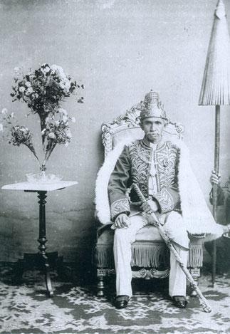 SULTAN ALI MUHAMMAD ALIMUDDIN (1899-1910)