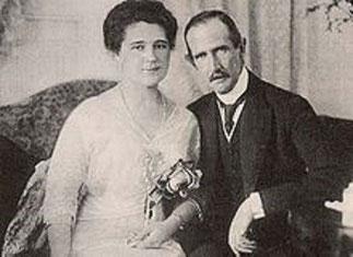 LES BURG EN 1910