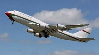 Boeing 747-400, livré en Avril 2004 et bientôt, fin 2014 le premier EADS Casa C295 M SAR   ------>>>
