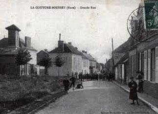 Vers Les Sapins,Route de Saint André