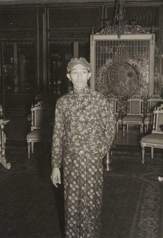 SUNAN PAKU BUWONO XII