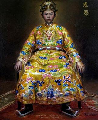 EMPEREUR THANH THAI 1879-1954 (1889/1907)