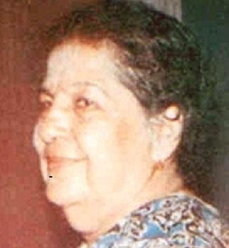 """""""Maman MAIMUNAH"""" Dulcibella CAMPBELL, 1ère épouse de Tuanku ABDUL RAHMAN"""