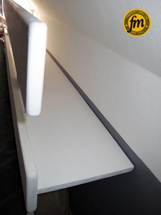 T te de lit sur mesure site de fr d ric mainguet - Fabrication tete de lit ...