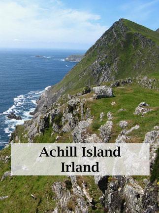 Irland Urlaub: Achill Island, Tipps, Sehenswürdigkeiten, Aktivitäten. Insidertipp. #irlandurlaub