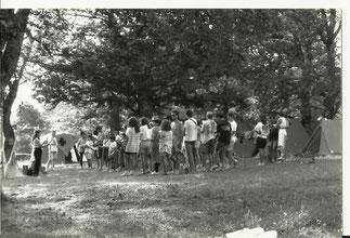 Campamento 1980