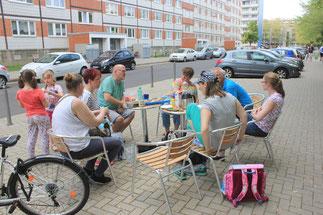Europäischer Nachbarschaftstag