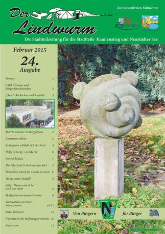 Titelblatt 24. Ausgabe