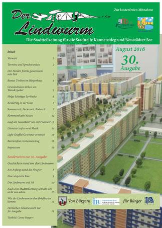Titelblatt 30. Ausgabe