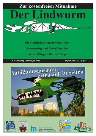 Titelblatt 10. Ausgabe