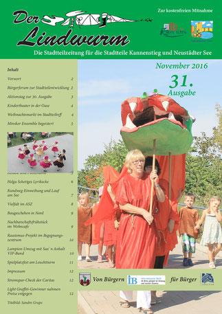 Titelblatt 31. Ausgabe