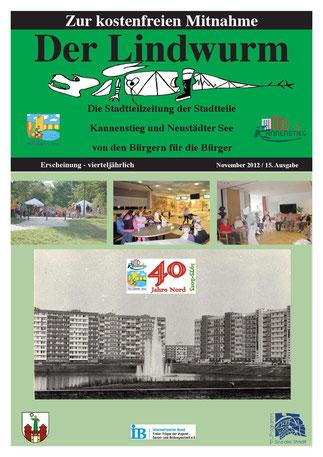 Titelblatt 15. Ausgabe