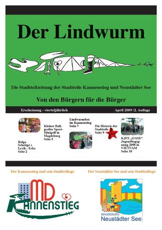 Titelblatt 2. Ausgabe
