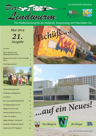 Titelblatt 21. Ausgabe