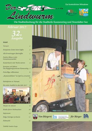 Titelblatt 32. Ausgabe