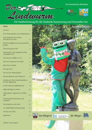 Titelblatt 34. Ausgabe