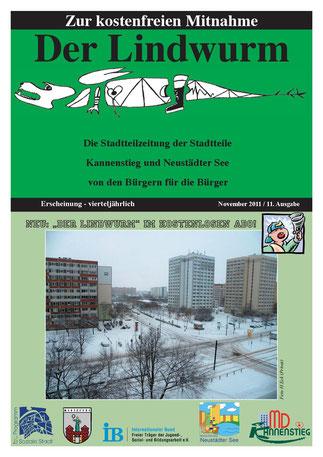 Titelblatt 11. Ausgabe