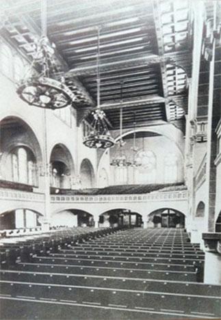 Synagoge Rykestraße Berlin 1904