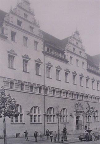 Volksbadeanstalt Prenzlauer Berg Ludwig Hoffmann
