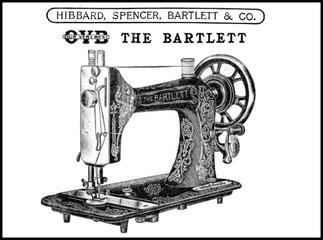 HSB & Co. THE BARTLETT VS - 1915 Catalogue