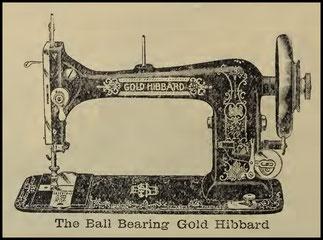 HSB & Co.  GOLD HIBBARD -  1901 Catalogue