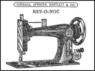 HSB & Co. REV-O-NOC  VS - 1915 Catalogue