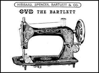 HSB & Co. THE BARTLETT VS - 1910 Catalogue