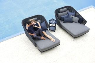 Mega Garten-Lounge von Cane-line