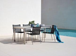 Straw Garten-Sessel von Cane-line