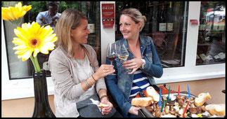 Wein von der Ahr kann in der Ahr-Vinothek genossen werden. Wir garantieren Genussmomente.