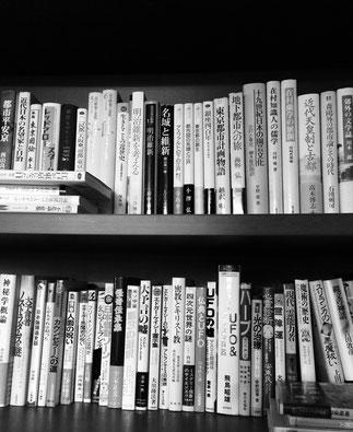 雑司が谷 JUNGLE BOOKS さんの棚